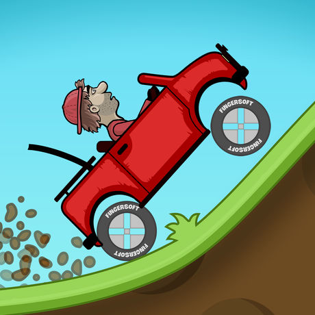 海外充值Hill Climb Racing手游IOS苹果版APP ITUNES充值