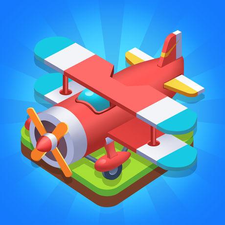 海外充值飞机大亨手游ios苹果版 APP ITUNES充值