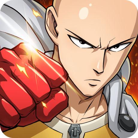 海外充值一拳超人:最强之男手游ios苹果版 APP ITUNES充值